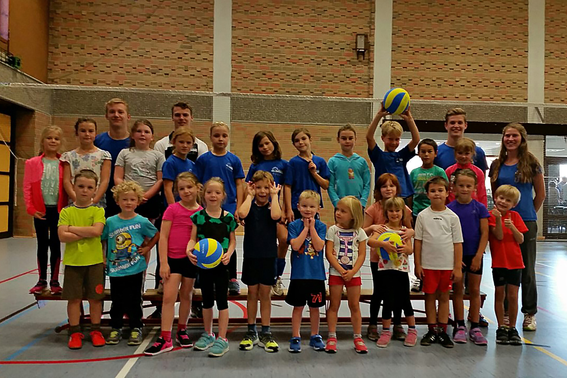 VC Kalken Volleybalschool